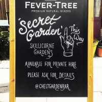 secret-garden-a-board-imperial-garden-bar-cheltenham-signwriting-handpainted
