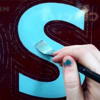 work-in-progress-signwriting-handpainting-traditional-sable-brush-signwriter