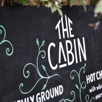 the-cabin-logo-design-chalkboard-blackboard-signwriting-signpainting-cirencester-st-michaels-park-menu-handwritten-gloucestershire